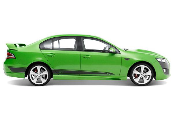 Ford Falcon GT FPV: downsizing po australsku: - fotka 4