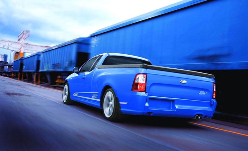 Ford Falcon GS: silný osmiválec z Austrálie: - fotka 3