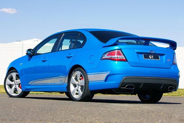 Ford Falcon GT FPV: downsizing po australsku: - fotka 6