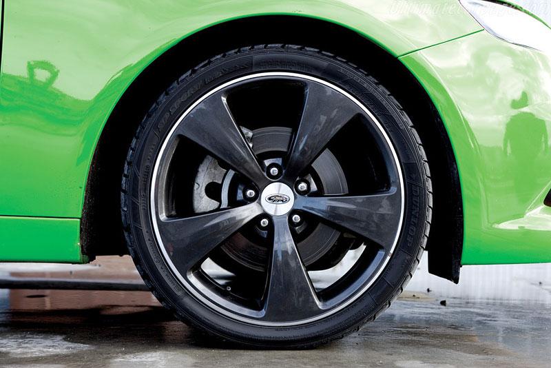 Ford Falcon GS: silný osmiválec z Austrálie: - fotka 5