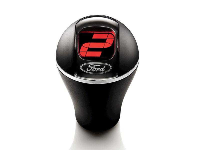 Ford Fiesta po americku: bodykity a polepy: - fotka 1