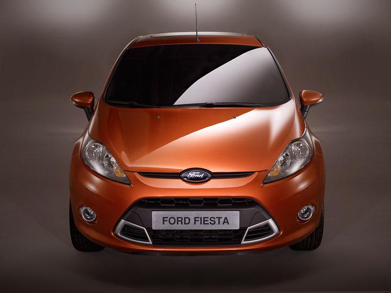 Ford Fiesta S - předzvěst estéčka?: - fotka 1