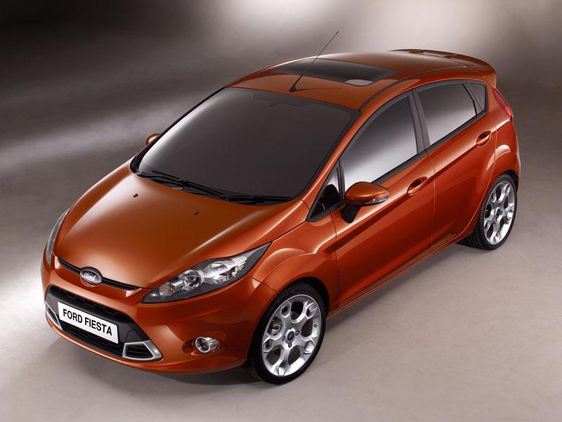 Ford Fiesta S - předzvěst estéčka?: - fotka 2