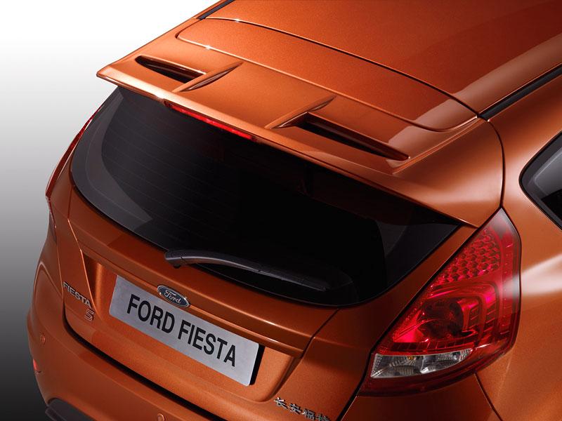 Ford Fiesta S - předzvěst estéčka?: - fotka 7