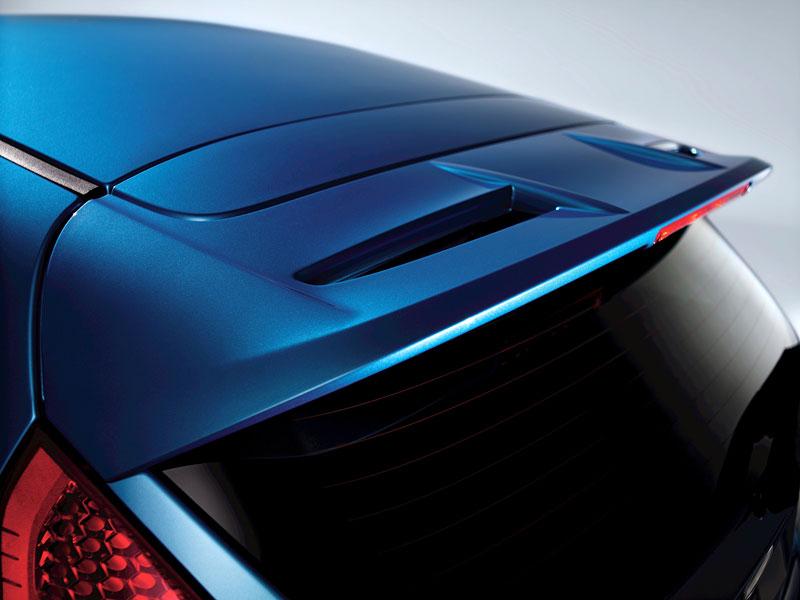 Ford Fiesta po americku: bodykity a polepy: - fotka 10