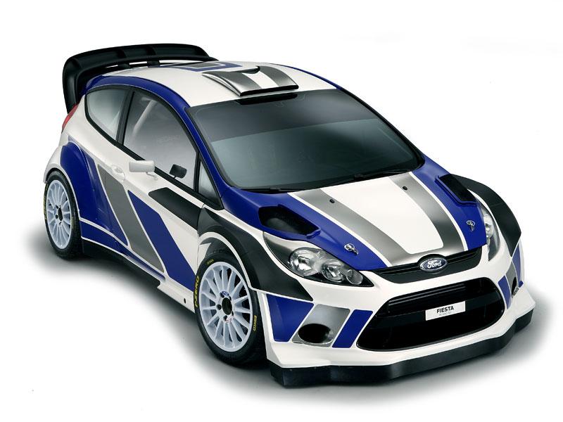 Paříž 2010: Ford Fiesta RS WRC – je pomalu čas udělat focusu pápá: - fotka 16
