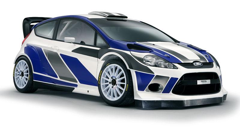Paříž 2010: Ford Fiesta RS WRC – je pomalu čas udělat focusu pápá: - fotka 17