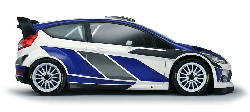 Paříž 2010: Ford Fiesta RS WRC – je pomalu čas udělat focusu pápá: - fotka 19