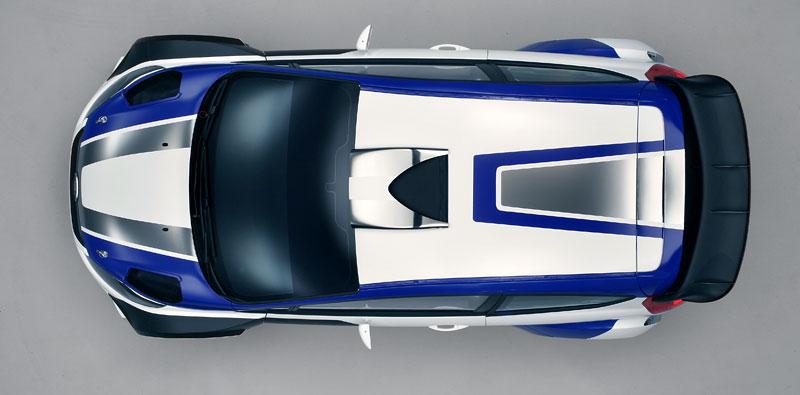 Paříž 2010: Ford Fiesta RS WRC – je pomalu čas udělat focusu pápá: - fotka 20