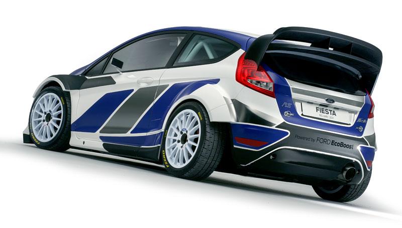 Paříž 2010: Ford Fiesta RS WRC – je pomalu čas udělat focusu pápá: - fotka 21