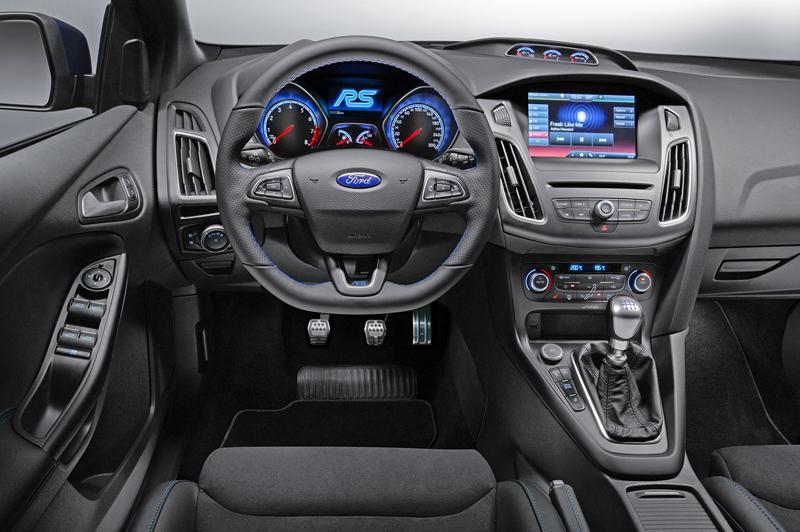 Svezli jsme se v novém Fordu Focus RS. Rozhodně je na co se těšit!: - fotka 1