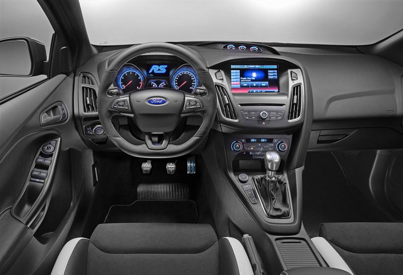 Svezli jsme se v novém Fordu Focus RS. Rozhodně je na co se těšit!: - fotka 2