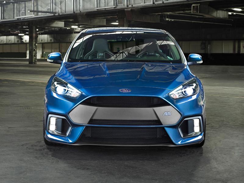 Svezli jsme se v novém Fordu Focus RS. Rozhodně je na co se těšit!: - fotka 8