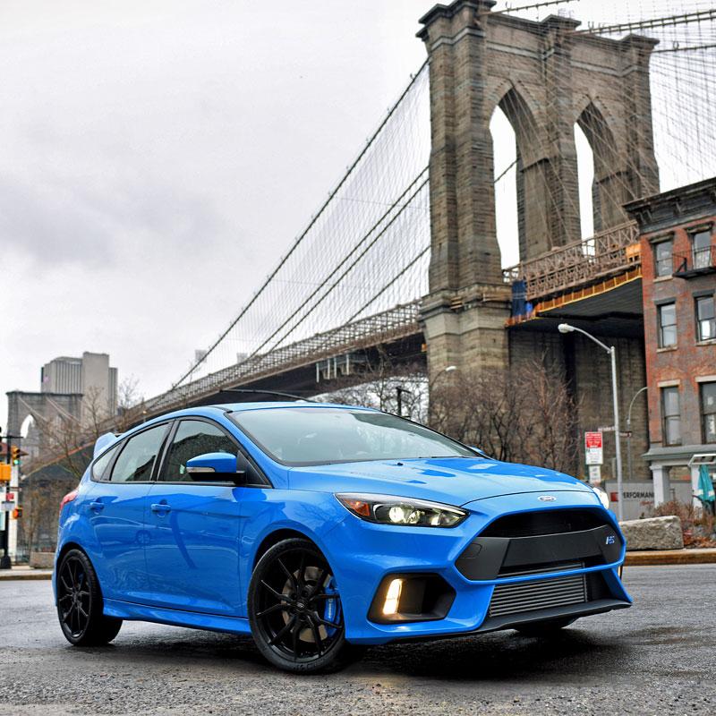 Svezli jsme se v novém Fordu Focus RS. Rozhodně je na co se těšit!: - fotka 15