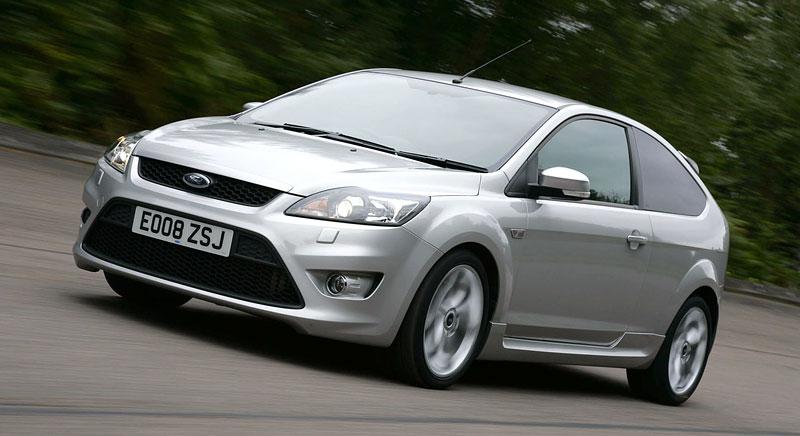 Ford Focus ST Mountune - čekání na RS: - fotka 1