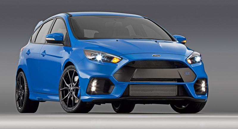 Svezli jsme se v novém Fordu Focus RS. Rozhodně je na co se těšit!: - fotka 20