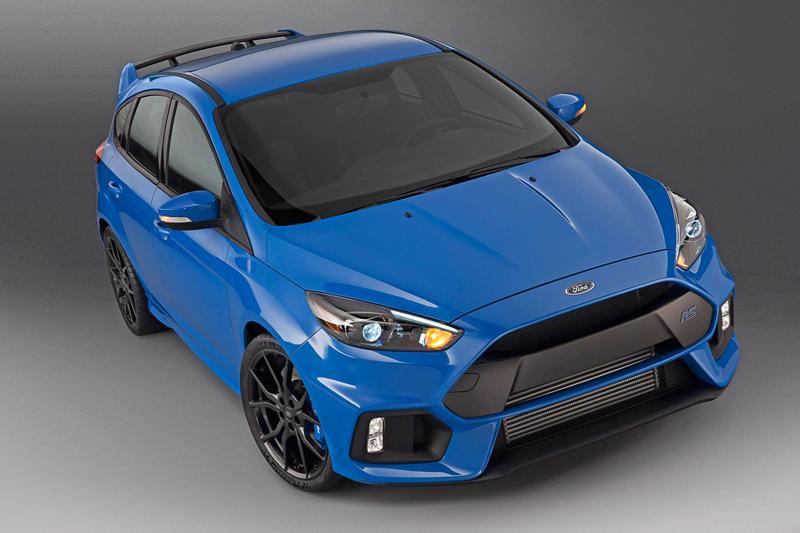 Svezli jsme se v novém Fordu Focus RS. Rozhodně je na co se těšit!: - fotka 21