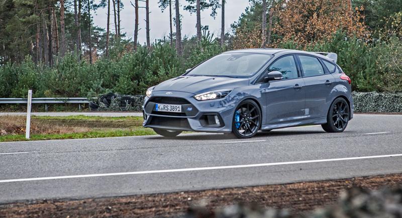 Svezli jsme se v novém Fordu Focus RS. Rozhodně je na co se těšit!: - fotka 24