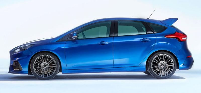 Svezli jsme se v novém Fordu Focus RS. Rozhodně je na co se těšit!: - fotka 29