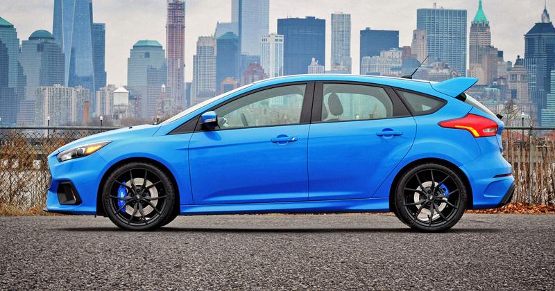 Svezli jsme se v novém Fordu Focus RS. Rozhodně je na co se těšit!: - fotka 30