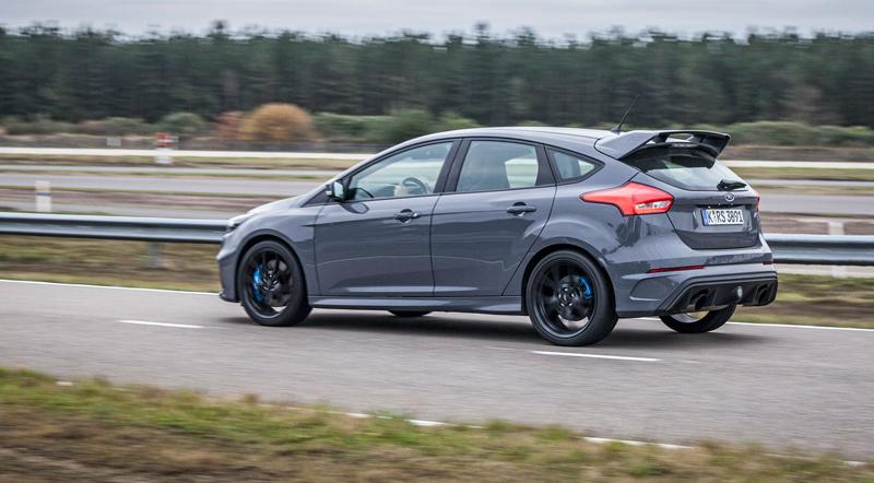 Svezli jsme se v novém Fordu Focus RS. Rozhodně je na co se těšit!: - fotka 34