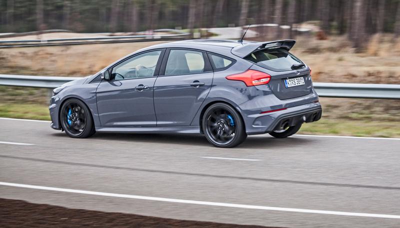 Svezli jsme se v novém Fordu Focus RS. Rozhodně je na co se těšit!: - fotka 35