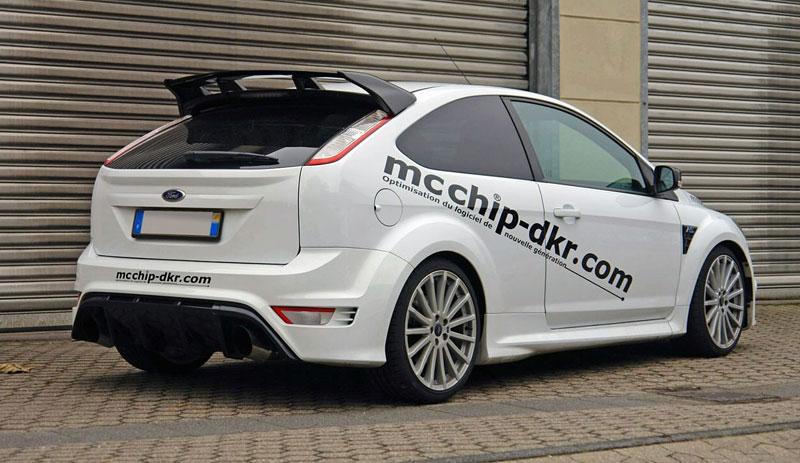 Ford Focus RS: 401 koní na přední kola od Mcchip: - fotka 5