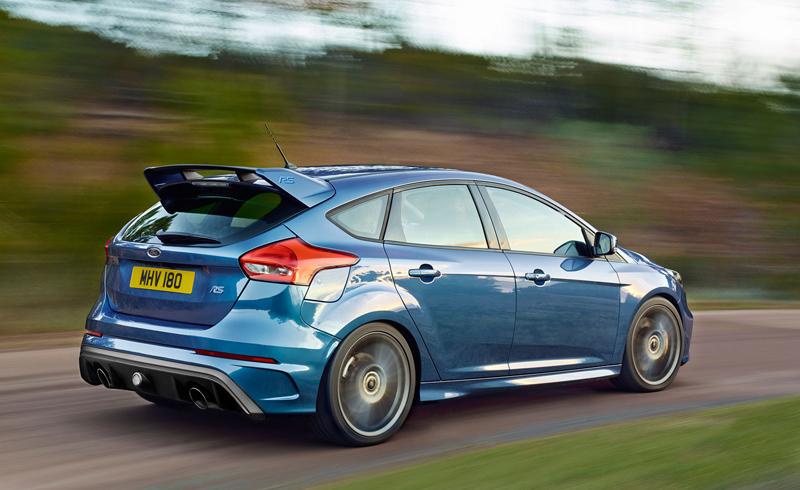 Svezli jsme se v novém Fordu Focus RS. Rozhodně je na co se těšit!: - fotka 36