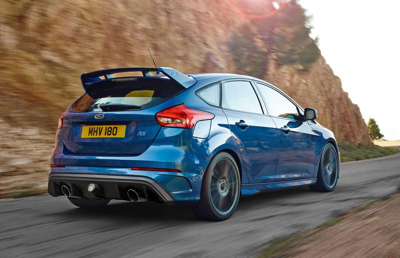 Svezli jsme se v novém Fordu Focus RS. Rozhodně je na co se těšit!: - fotka 38