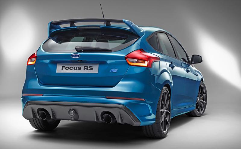 Svezli jsme se v novém Fordu Focus RS. Rozhodně je na co se těšit!: - fotka 41