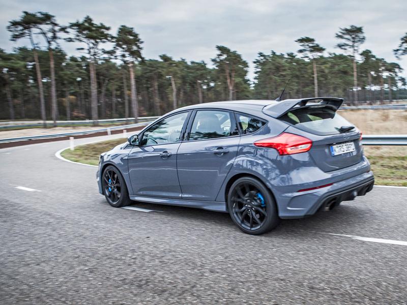 Svezli jsme se v novém Fordu Focus RS. Rozhodně je na co se těšit!: - fotka 44
