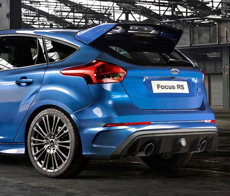 Svezli jsme se v novém Fordu Focus RS. Rozhodně je na co se těšit!: - fotka 46