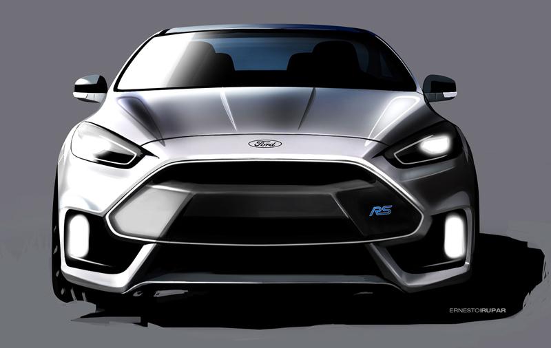 Svezli jsme se v novém Fordu Focus RS. Rozhodně je na co se těšit!: - fotka 48