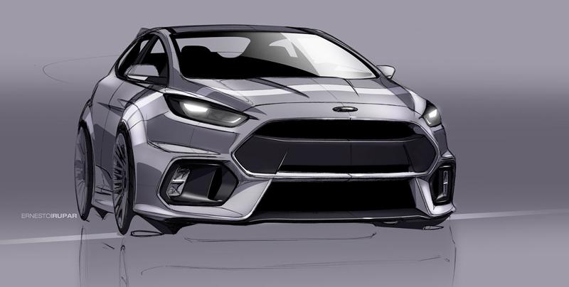 Svezli jsme se v novém Fordu Focus RS. Rozhodně je na co se těšit!: - fotka 50