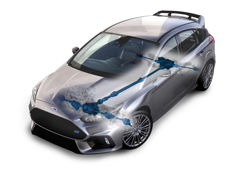 Svezli jsme se v novém Fordu Focus RS. Rozhodně je na co se těšit!: - fotka 52
