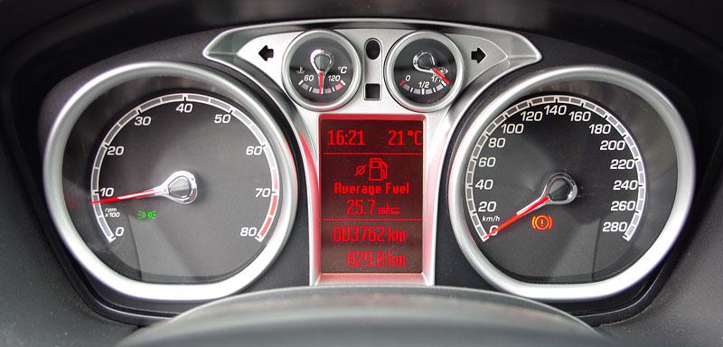 Ford Focus RS – namydlenej blesk: - fotka 1