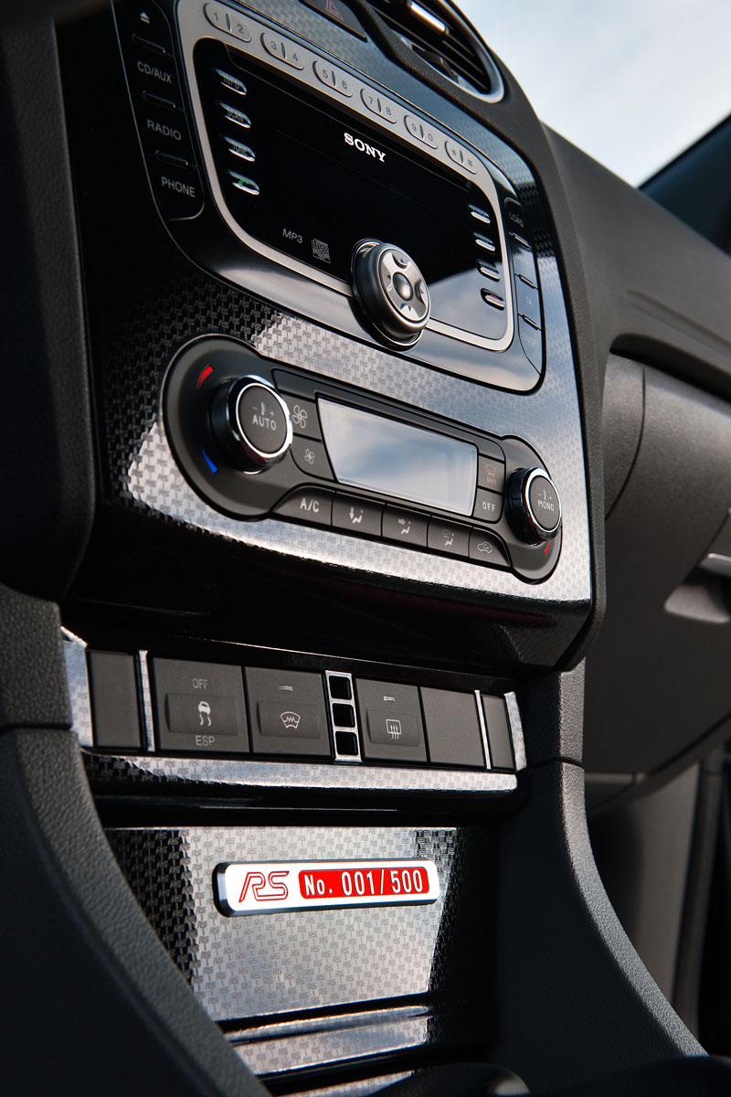 Ford Focus RS500: První vyrobený vůz míří do muzea: - fotka 2