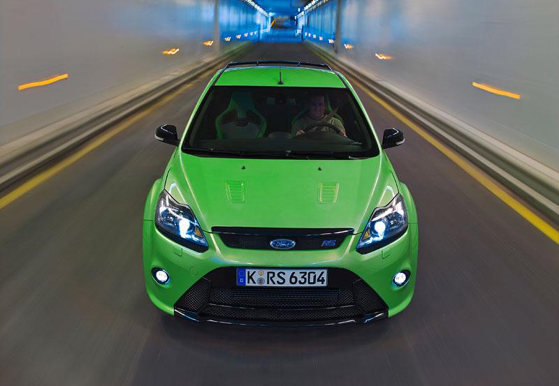 Ford Focus RS už má svou českou cenu: - fotka 22
