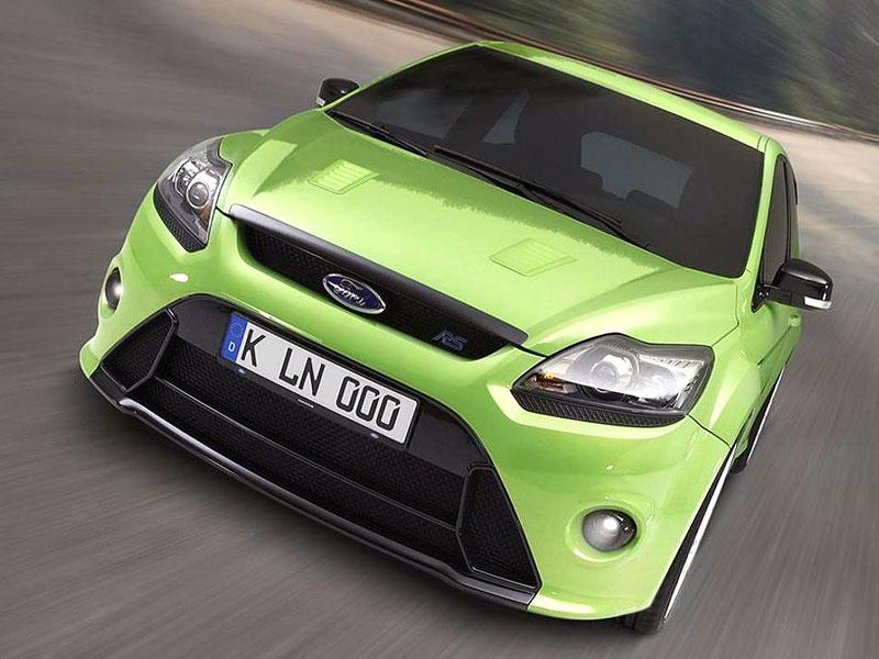 Ford Focus RS - věřte, nevěřte: - fotka 1