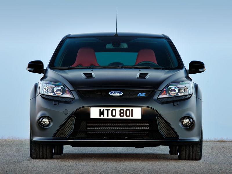 Ford Focus RS500: První vyrobený vůz míří do muzea: - fotka 4