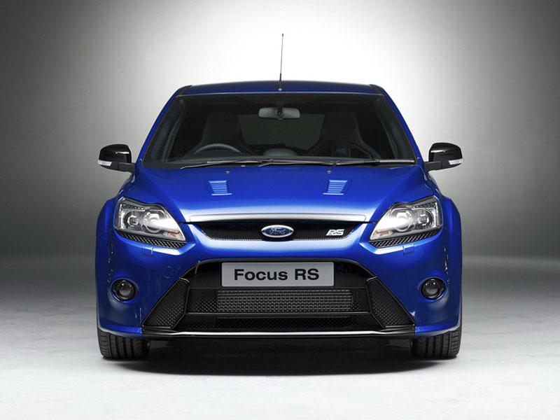 Ford Focus RS už má svou českou cenu: - fotka 23