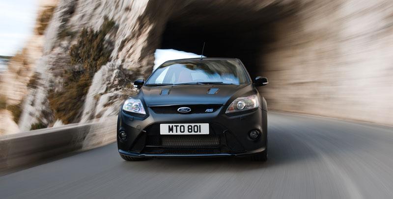 Ford Focus RS500: První vyrobený vůz míří do muzea: - fotka 7