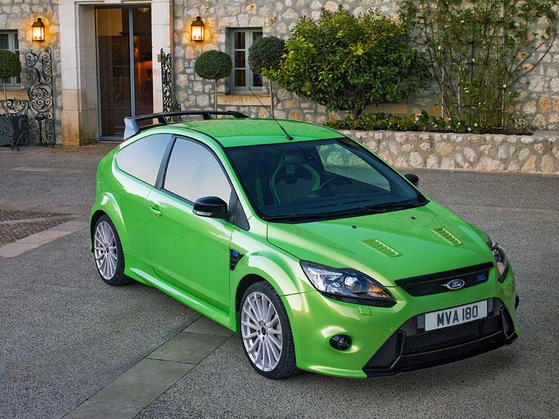 Bude mít příští Ford Focus RS hybridní pohon?: - fotka 45