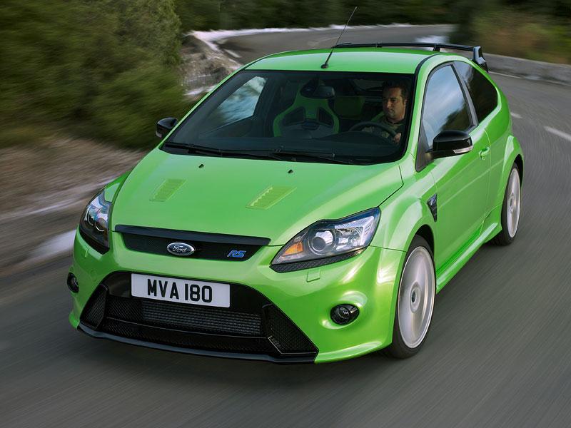 Ford Focus RS už má svou českou cenu: - fotka 28