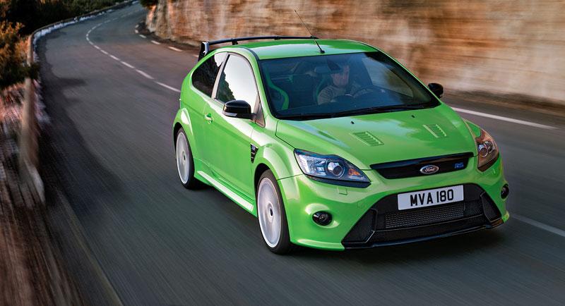 Ford Focus RS už má svou českou cenu: - fotka 30