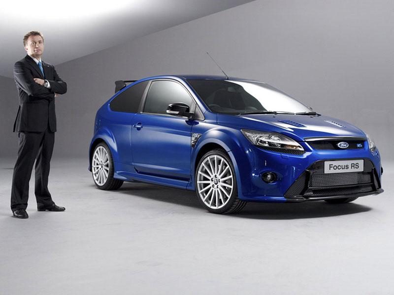 Ford Focus RS už má svou českou cenu: - fotka 34
