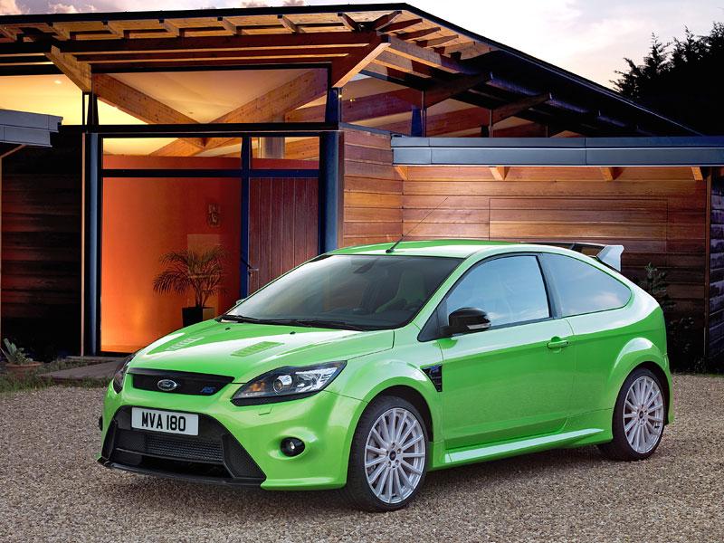 Ford Focus RS už má svou českou cenu: - fotka 37