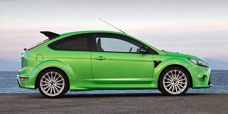 Bude mít příští Ford Focus RS hybridní pohon?: - fotka 57