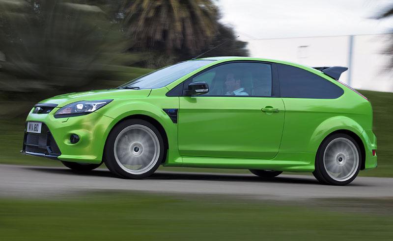 Ford Focus RS už má svou českou cenu: - fotka 40