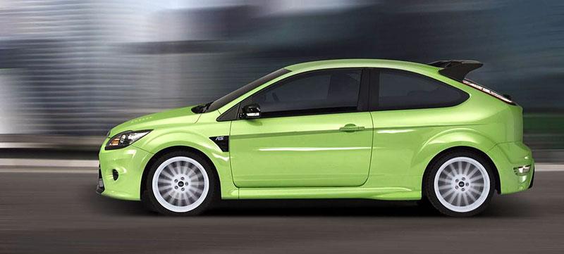 Ford Focus RS - věřte, nevěřte: - fotka 2